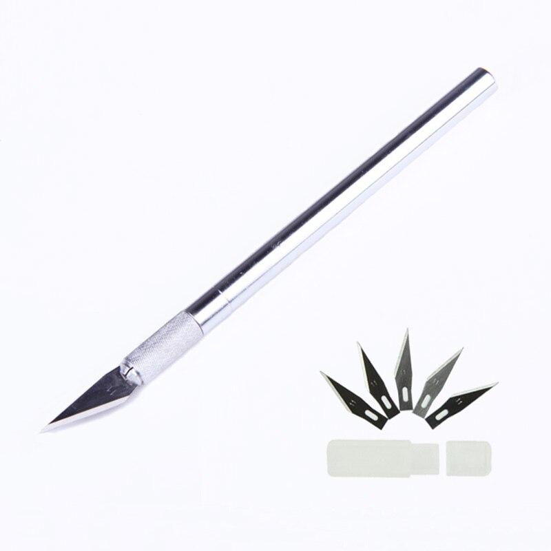 Cuchillo de hoja fija herramientas de talla de madera para tallar - Herramientas manuales - foto 6