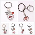 Tampa Bay Buccaneers NFL Team Charms Keychains Key Holder Fashion Football Car Keyrings Pendant 10pcs/lot