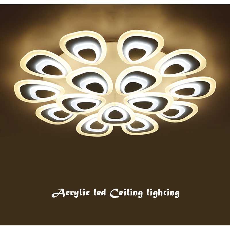 BLUE TIME Modern led ceiling light for living room bedroom White Simple Plafon led ceiling lamp home lighting fixtures AC85-260VBLUE TIME Modern led ceiling light for living room bedroom White Simple Plafon led ceiling lamp home lighting fixtures AC85-260V
