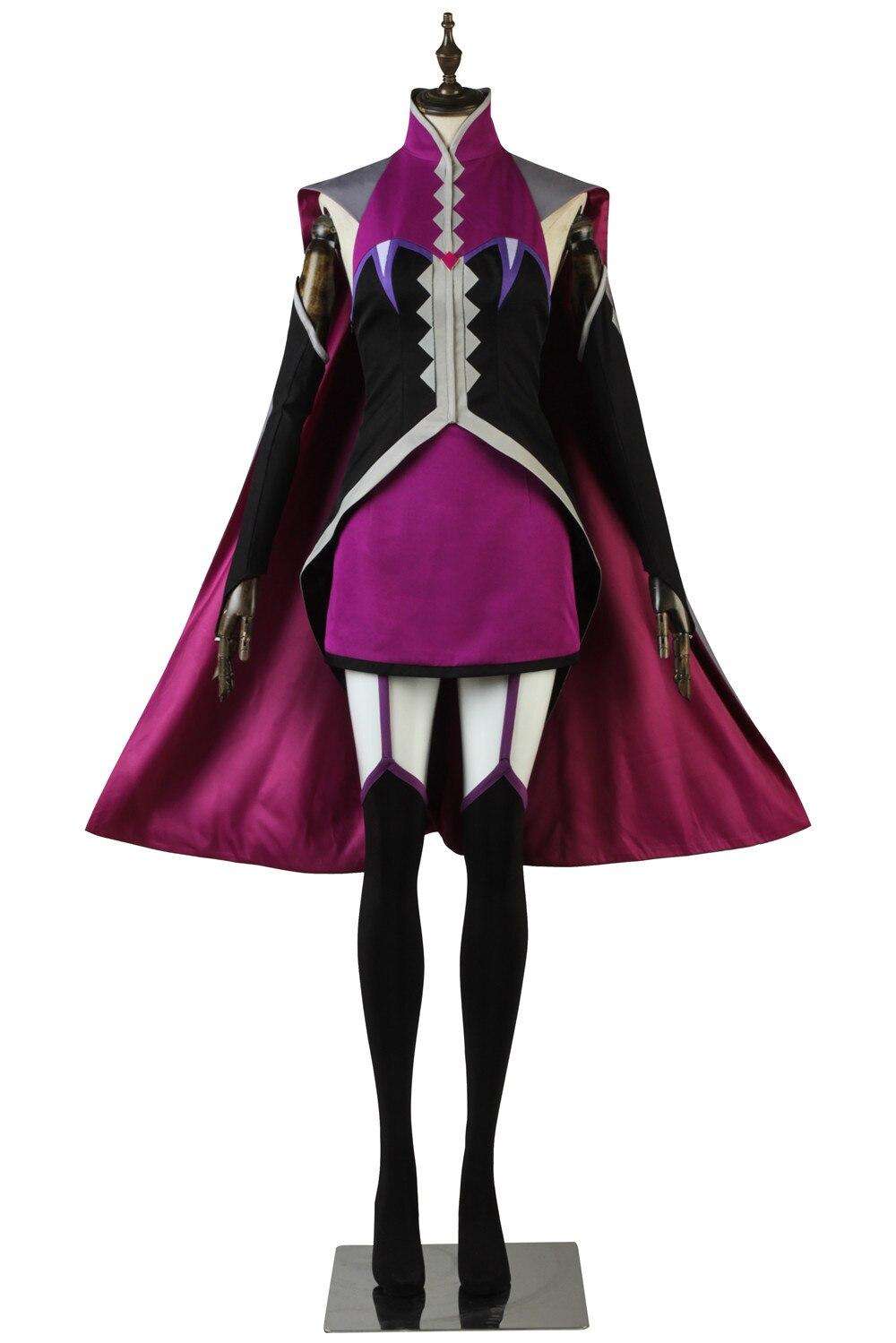 Cosplaydiy Anime Hugtto jolie Cure Lulu Cosplay Costume adulte filles femmes Halloween fantaisie fête robes L320