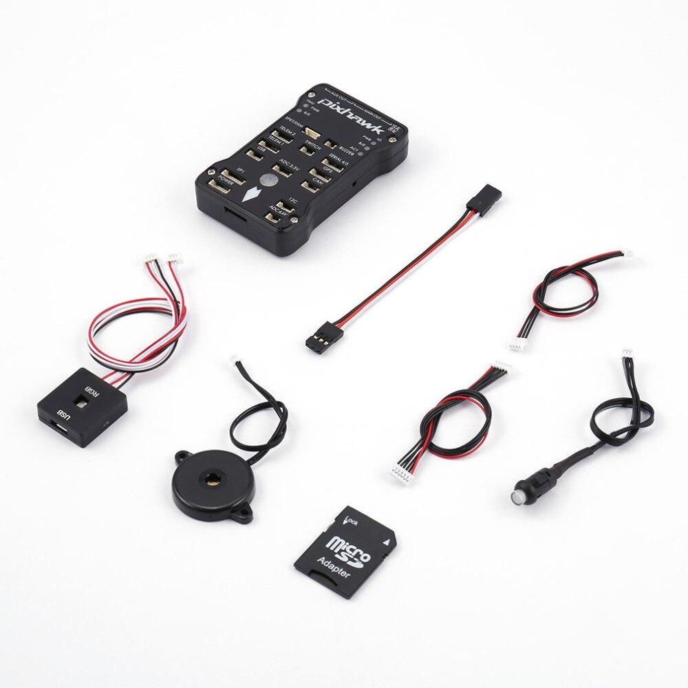 Pixhawk 2.4.8 controlador de vuelo brazo de 32 bits PX4FMU PX4IO Combo para juguetes RC-in Partes y accesorios from Juguetes y pasatiempos    2