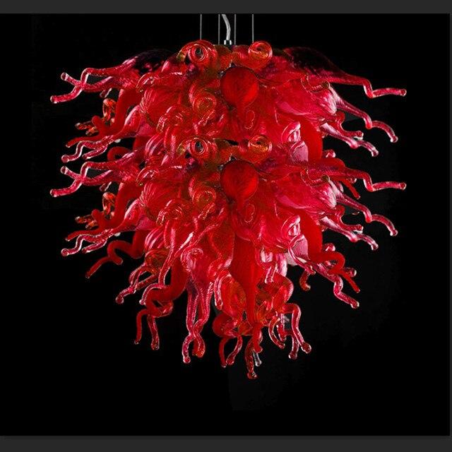 Red india dawili festival decor chandelier modern chandelier murano red india dawili festival decor chandelier modern chandelier murano glass aloadofball Images
