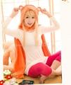 Anime Himouto! Umaru-chan Umaru Doma Lolita Flannel Hoodie coat cloak hoodie