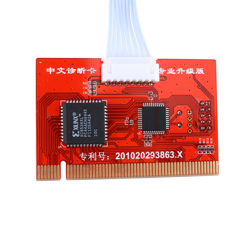 Tablet PCI Motherboard Analyzer Diagnostic Tester Post Test Card for PC Laptop