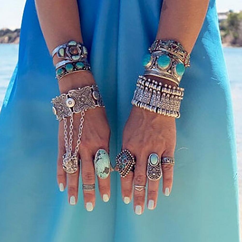 Gypsy Statement Boho Coachella Festival Turkish Jewelry Tribal Ethnic Jewelry Bohemian Antalya Coin Bracelet