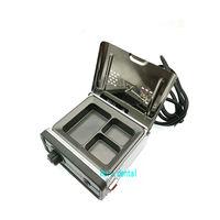 Dental Lab Equipment Wax Heater 3 well Wax Heating Analog Dipping Pot