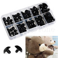DIY 100Pcs 9-15mm Plastic Safety Eyes Washer For Teddy Bear Doll Toy Puppet
