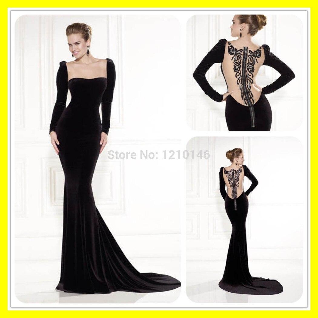 Gothic Evening Dresses