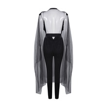 Full Length Solid Pants Backless Full Sleeve O Neck Sleeve Backless Top Set