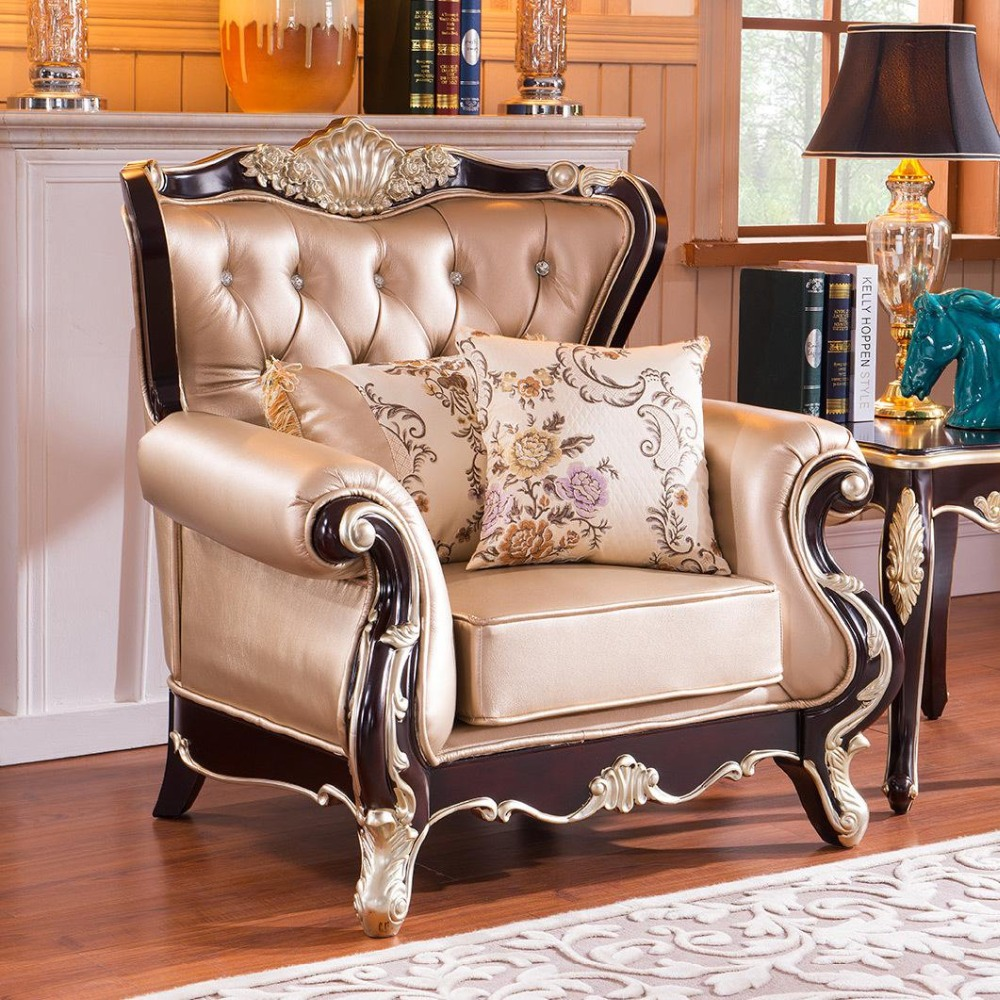 2015 New Style Leather Sofa Living Room Furniture Sofa Seats  # Muebles Why Not New