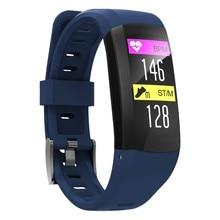 Smochm gps смарт-браслет S906 Лидер продаж Smart Band спортивные Водонепроницаемый браслет наблюдение за частотой сердечных сокращений и Фитнес трекер Band