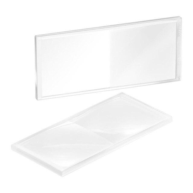 Masque de soudage, casque de soudage grossissement lentille Diopter 2.0 masque de soudage Dimension externe 107mm * 50mm