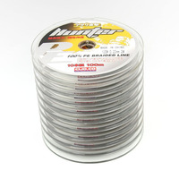 New 1000Meter 10PCS 100M Together Japan Multifilament Strong Line Army 0 18mm 0 60mm Supper Pe