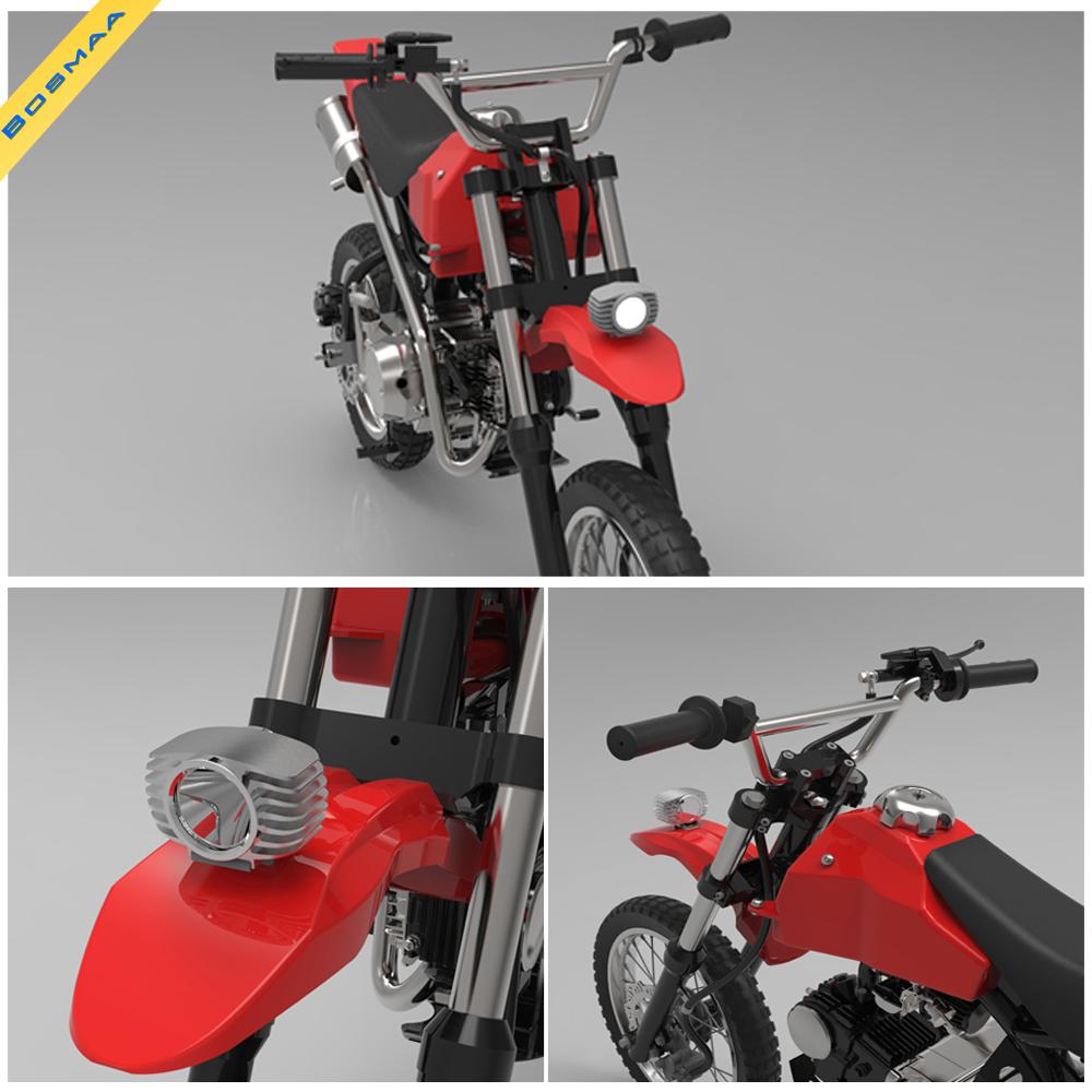 Motorcycle  XHP70-3