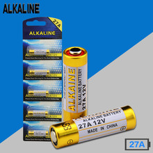 Free shipping with tracking 20pcs 27A 12V L828 27AE 27MN Alkaline battery Doorbell Flashlight Remote Control Batteries
