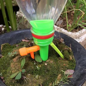 Rośliny ogrodowe kwiat Auto Drip Lrrigation System nawadniania roślina doniczkowa samo-podlewanie sondy Dripper proste i skuteczne
