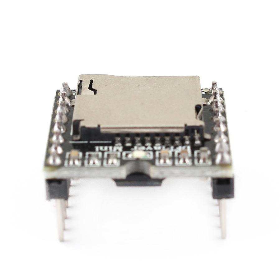 DFPlayer TF Card USB Disk Mini MP3 Player Audio Voice Module Board For Arduino DFPlay Wholesale Free Shipping