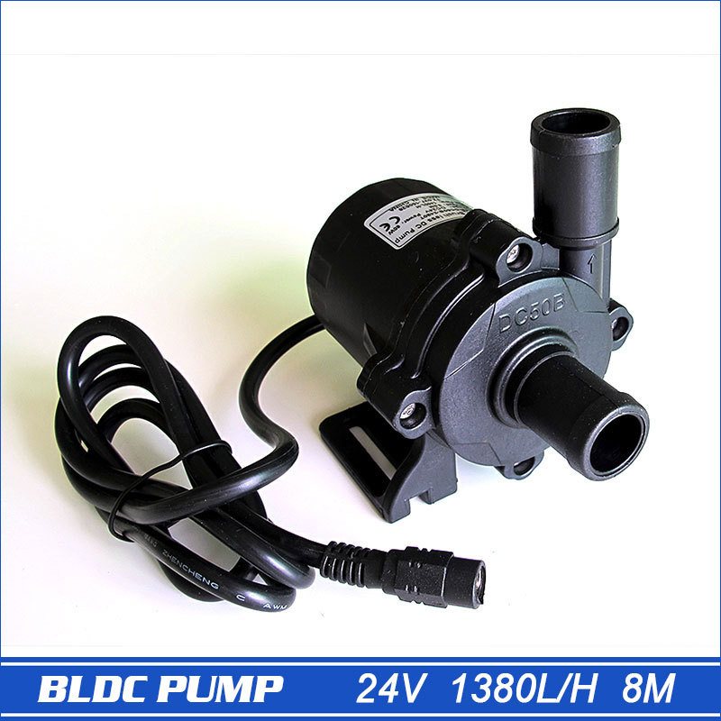 New Model electric water pump circulating / circulation pump for fountains water features pump DC50B-2480T 8 meters high head