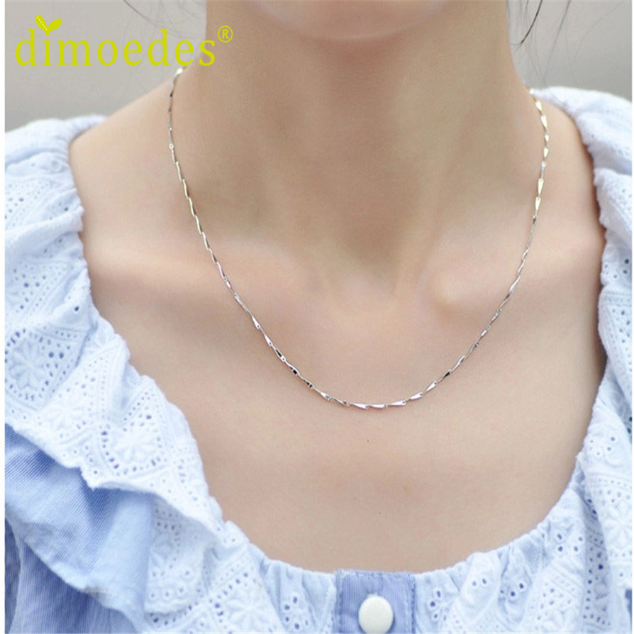 Necklaces Gussy Life Wholesale Wish Women Seeds Chain Pendant Necklace Charms Gift Jewelry New Feb15