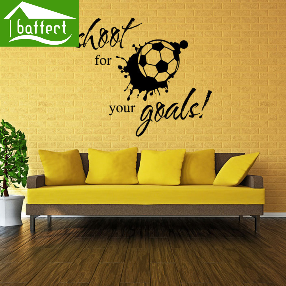 Living Lots From With Wall Stickers Shot For Your Goal For Living Room