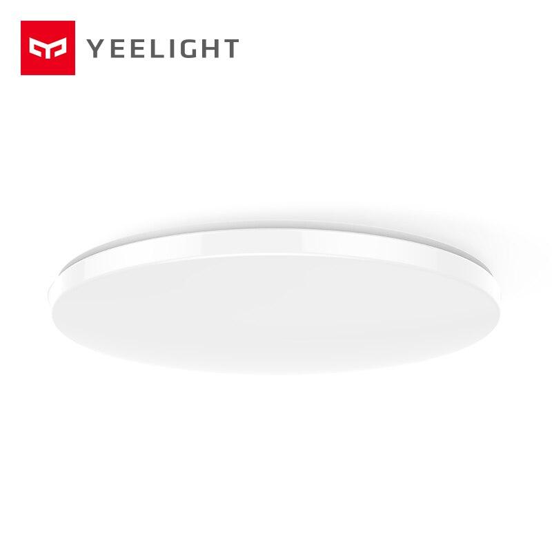 Xiaomi mi jia Yeelight Luz de techo Led Bluetooth WiFi Control remoto de instalación para xiaom de mi app Casa de casa inteligente kit de - 5