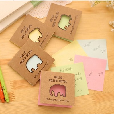 Customize sticky notes personalized sticky note memo book custom sticky adhesive notes pad in memo pads from office school supplies on aliexpress com