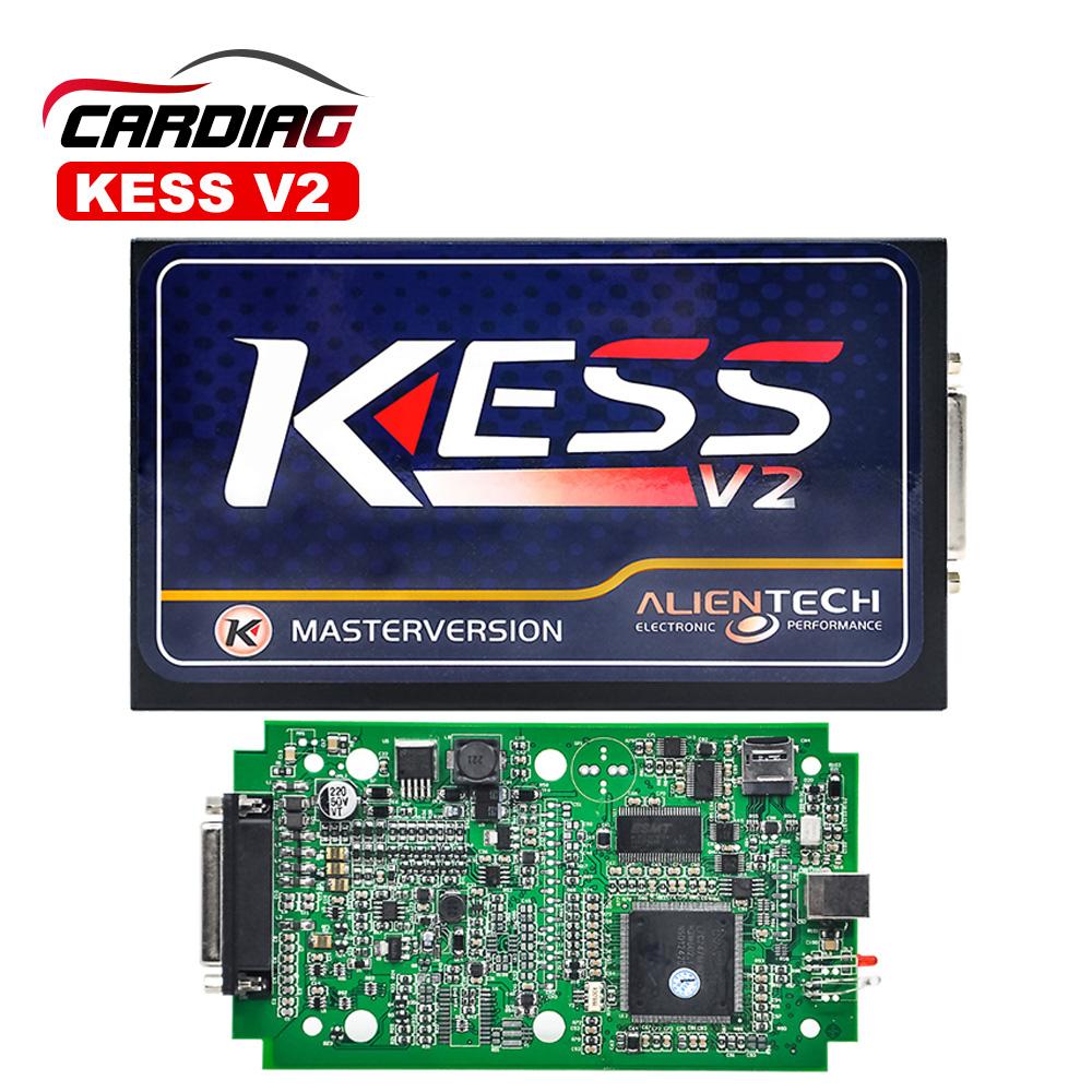 Prix pour 2017 KESS V2.30 FW V4.036 Tuning Kit sans Jeton Limité ECU chip tuning KESS V2.30 Kess Tuning Kit KESS V2 Maître Livraison le bateau