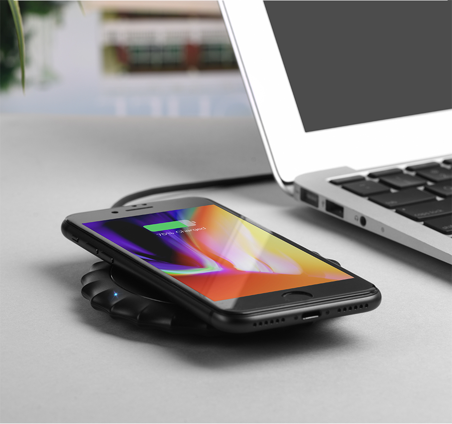 HOCO original Qi Wireless Charger Desktop Wireless Charging _13