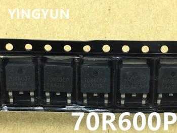 10pcs/lot   70R600P TO-252  MMD70R600PRH  750V 7.3A 20pcs lot gd10nc60kd to 252