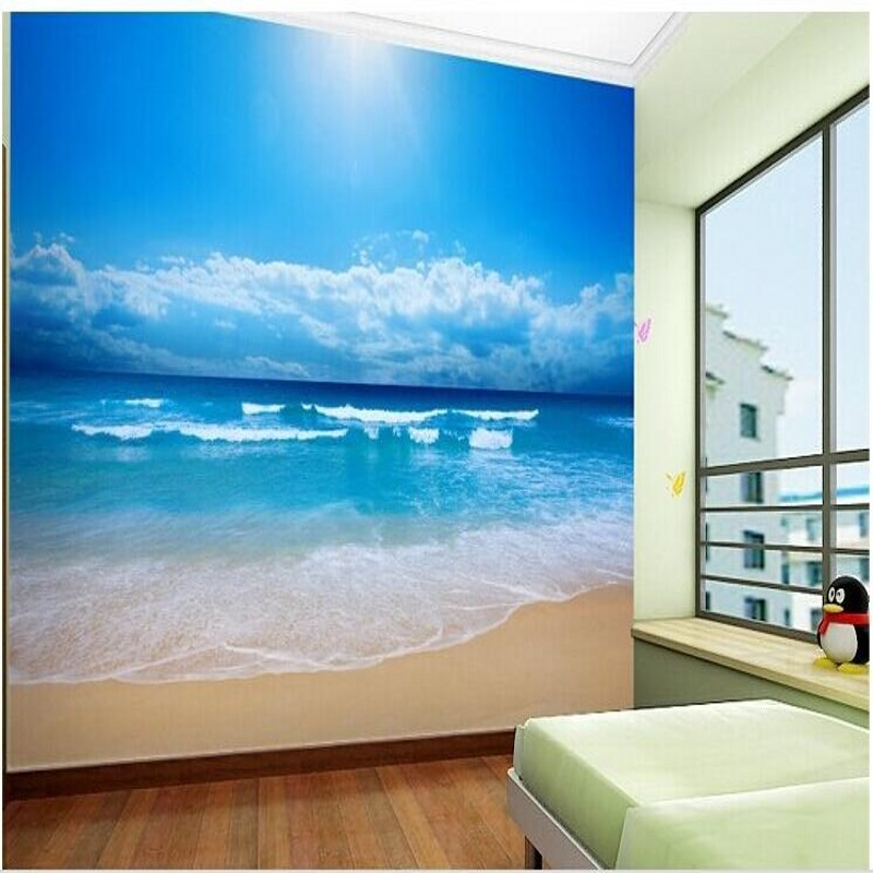 Beibehang customize wallpaper photo nonwoven wallpaper for for Decor mural grand format