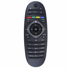 Black Universal Remote Control Replacement TV Remote Controller Suitable for