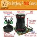 Raspberry Pi 3 модель B/2B/A +/B Ночного Видения Pi NoIR Модуль С бесплатным 2 ИК свет