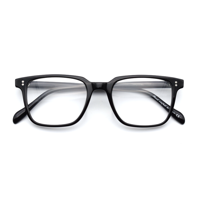 70724ca9db8 Vintage Square Optical Glasses Frame Retro Eyeglasses For Men and Women NDG Acetate  Eyewear Frames