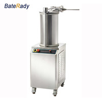 SF260 Commerical Electric Sausage Making Machine,stainless steel sausage stuffer,meat filler,Sausage filler