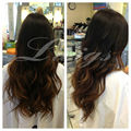Brazilian Ombre Color Glueless Full Lace Wig Bleached knots, Cheap Two Tone 1b/30# Body Wave Human Hair Glueless Lace Front Wig