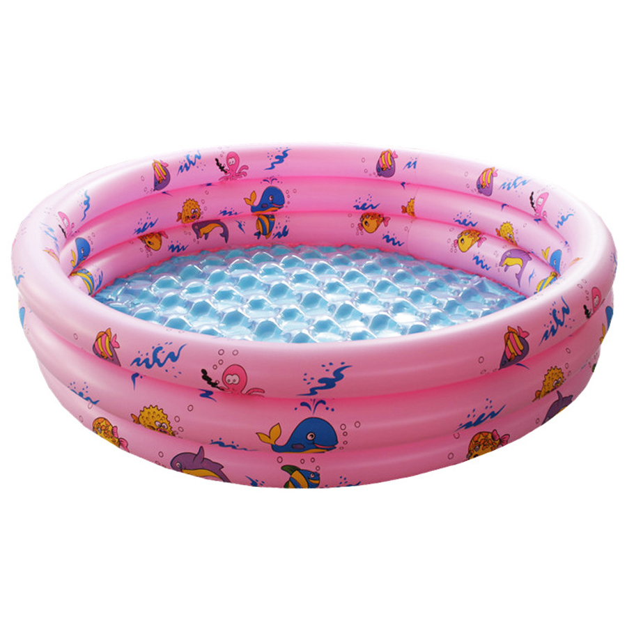 2016 new baby kids circular swimming pool summer children for Plastik pool rund