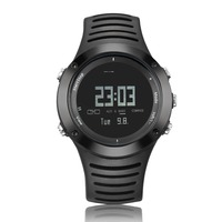 SPOVAN Mens Outdoor Sport 50m Waterproof Smart Digital Watch With Multifunctions Climb Mountain Compass/Thermometer/Barometer