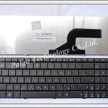Русский Русская клавиатура для ноутбука Asus R704 R704A R704VB R704VC R704VD A53SK A54LY черная клавиатура