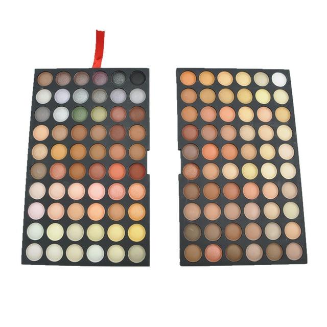 2set120 Color Fashion Eye Shadow Palette Cosmetics Eye Make Up Tool Makeup Eye Shadow Palette Eyeshadow Set For Women
