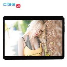 10.1 Pulgadas Del Teléfono de Llamada Android Octa Core Tablet pc Android 6.0 4 GB 64 GB WiFi 4G Lte Externa FM Bluetooth Tabletas Pc 8Mp cámara