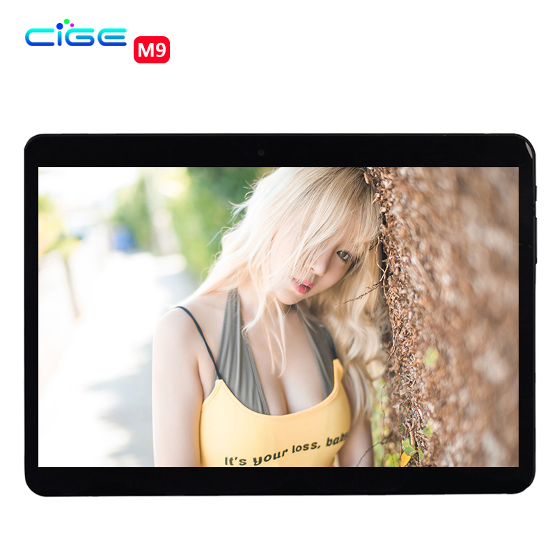 10.1 Inch Phone Call Android Octa Core Tablet pc Android 7.0 4GB 64GB WiFi 4G Lte External FM Bluetooth Tablets Pc 8Mp Camera
