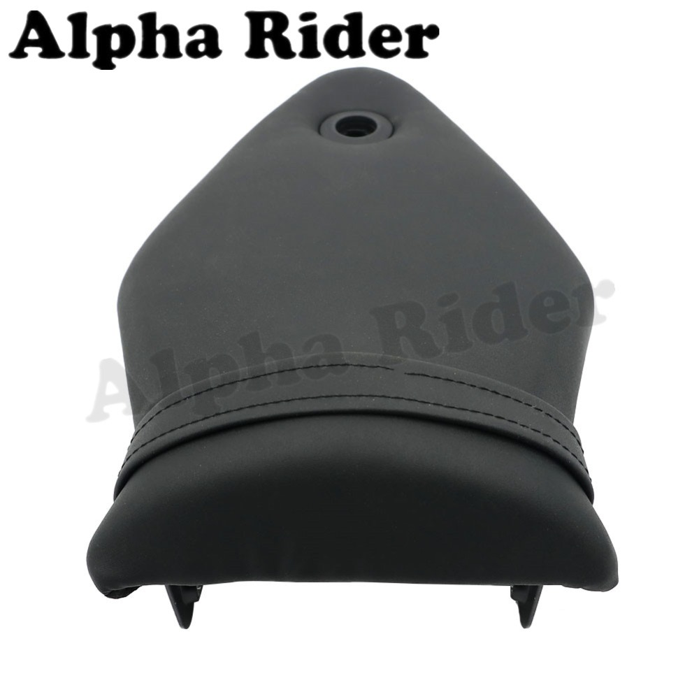 Rear Pillion Passenger Seat Fender Cover Sitting Pad Cushion Artificial Leather for BMW S1000RR 12-14 S 1000 RR 2012-2013 2014 rear passenger seat cover pillion cover for ktm duke 125 200 390 all years