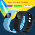 New Sport Intelligent Bracelet Blood Pressure Monitor Waterproof Wristband Smartband Bluetooth Flex Watch For IOS Android 155