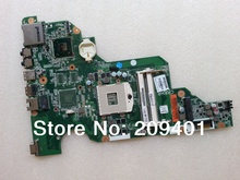 For HP CQ58 686280-001 Laptop Motherboard all functions Work Good