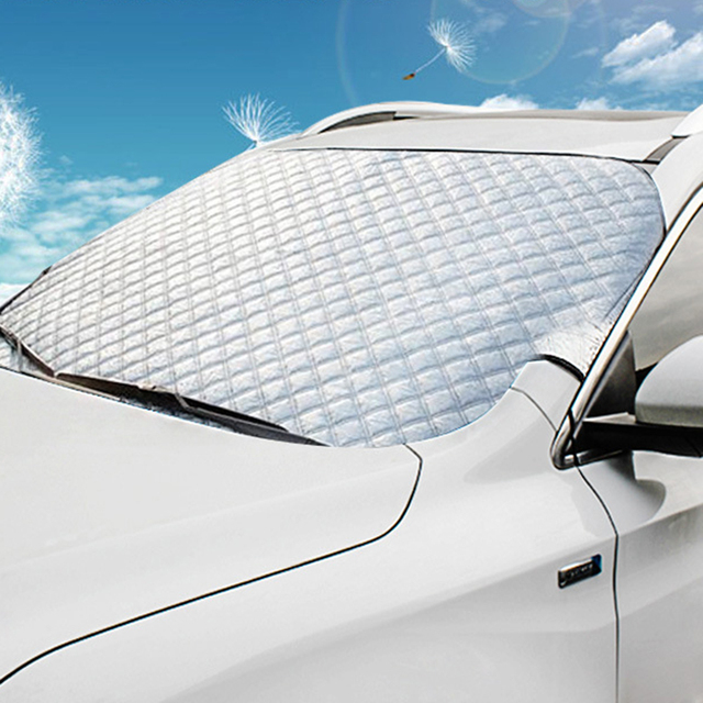 187*95cm Universal Car Covers Snow Ice Waterproof Dust Sun UV Rain Shade Car Supplies