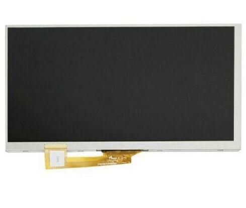 New LCD Display Matrix For 7 Roverpad Q7 Sky 3G TABLET 30pin inner LCD Screen Panel Module replacement Free Shipping new lcd display matrix for 7 nexttab a3300 3g tablet inner lcd display 1024x600 screen panel frame free shipping