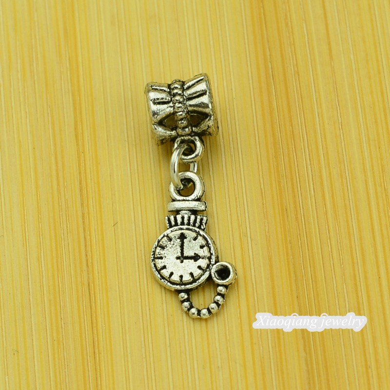 charm pandora orologio