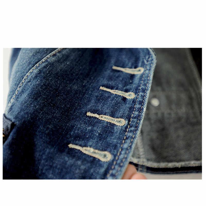 Wiosna bez rękawów kobiety kamizelki dżinsowe Plus rozmiar 4XL moda Casual góry od garnituru kołnierz kobiet kamizelki Denim krótkie kurtki kobiet