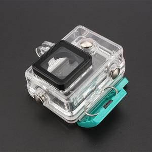 Image 5 - Phụ Kiện Cho Xiaomi Yi 1 Dưới Nước 40M Lặn Chống Thấm Nước Ốp Lưng Bảo Vệ Cho Xiaomi Yi 1 Camera Hành Động