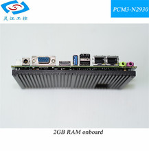 laptop motherboard high quality with 32G SSD 2 x cpu motherboards
